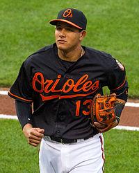 Shortstop Manny Machado