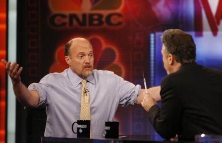 Jim Cramer & Jon Stewart