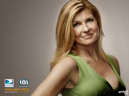 If my future wife is half as awesome as Tami Taylor, I will be a lucky man.