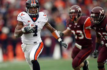 Among Mike London's struggles has been a failure to halt Virginia's 10-year losing streak to Virginia Tech.