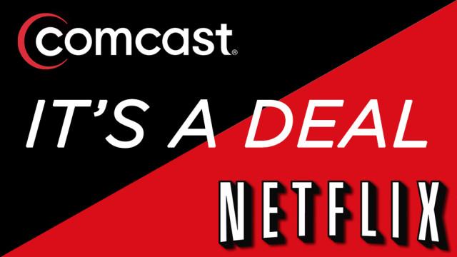 Comcast Netflix