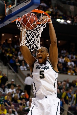 Michigan State star Adreian Payne