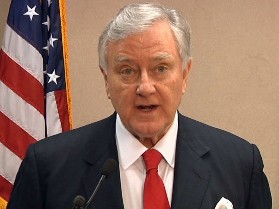 Larry Pressler is trying to return to the Senate from South Dakota, this time as an Independent.
