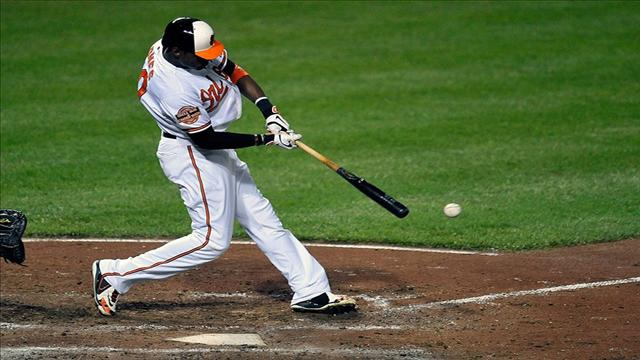O's centerfielder Adam Jones