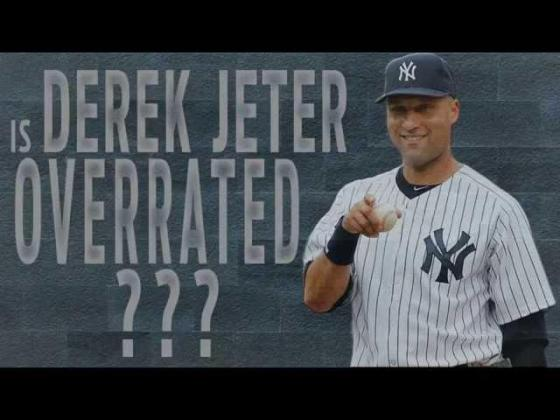 Derek Jeter overrated