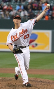 Orioles closer Zach Britton has transitioned well since flaming out as a starting pitcher.
