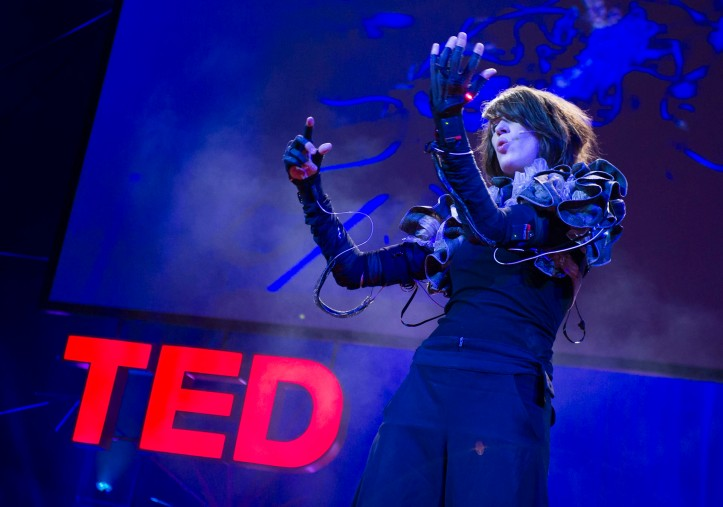 Immi at TED