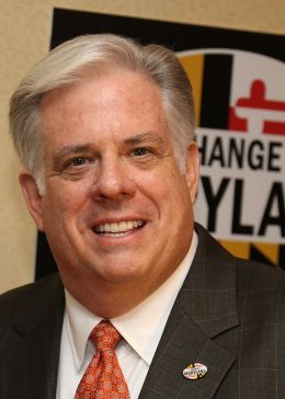 Larry Hogan, Maryland's surprising Governor-elect.