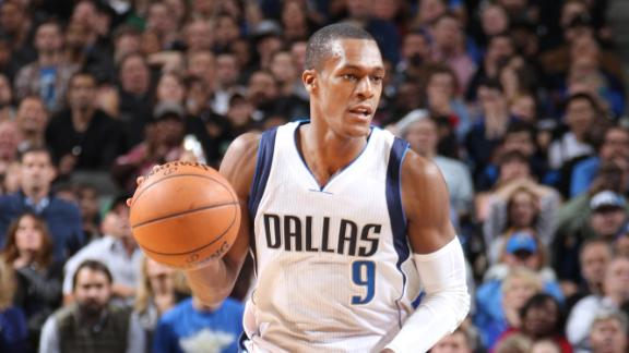 Rajon Rondo gets to play for another contender now.