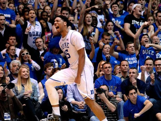 The politics of the NCAA selection committee resulted in Duke's gaining a #1 seed over Virginia.