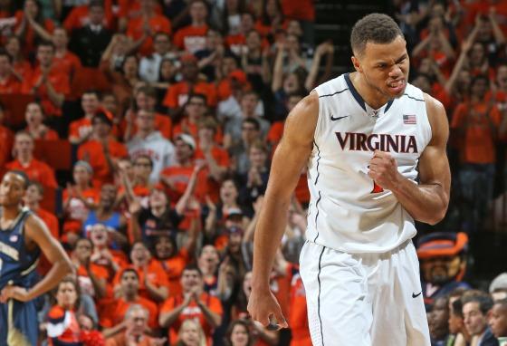 UVA guard Justin Anderson
