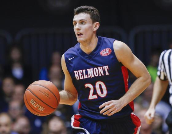 Belmont guard Taylor Barnette is an ex-teammate of many Virginia players.