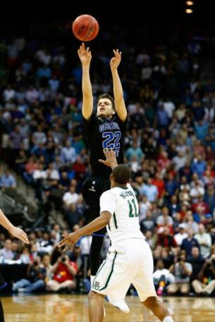 The last time we saw RJ Hunter, he was draining a last-second shot to propel 14-seed Georgia State to an upset of 3-seed Baylor in March Madness.