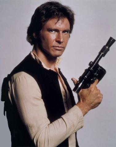 Han Solo is dead. Long live Han Solo.