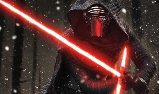 Kylo Ren/Ben Solo is one of the film's main antagonists.