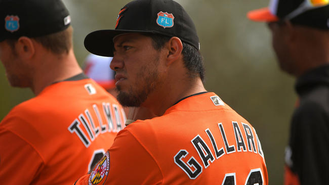 Yovani Gallardo is a solid pitcher, but Wei-Yin Chen's departure almost cancels out his addition.