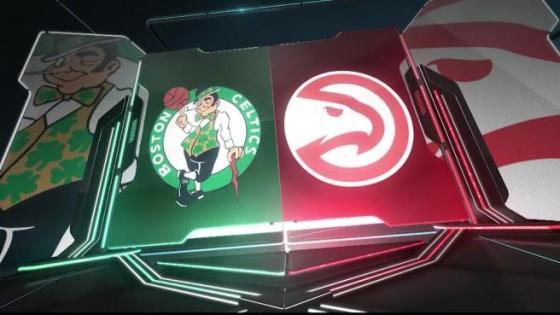 Hawks Celtics