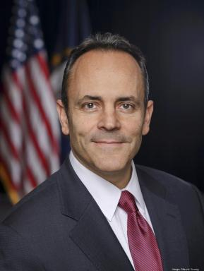 New Kentucky Governor Matt Bevin