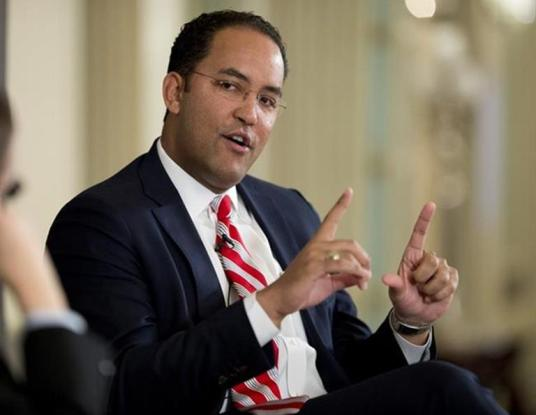 Will Hurd is Texas's first black Republican Congressman