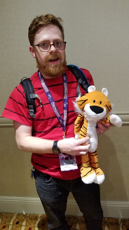 One of my favorite costumes... Calvin & Hobbes!