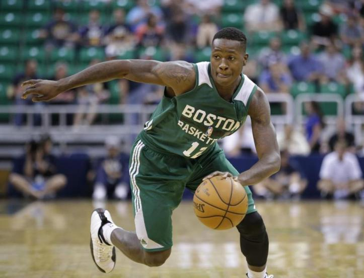 Terry Rozier may be ready to shoulder a bigger load this year.