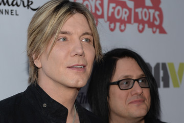"John Rzeznik and Robby Takac are the last two ""official"" members of the Goo Goo Dolls left."