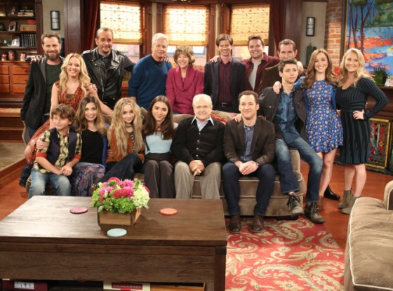 Girl Meets World brought the whole gang back for the final (we think...) episode