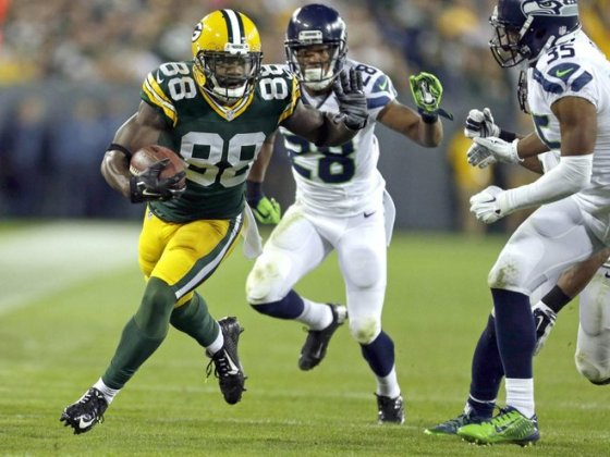 Ty Montgomery may just be the next breakout rushing star for the Packers.